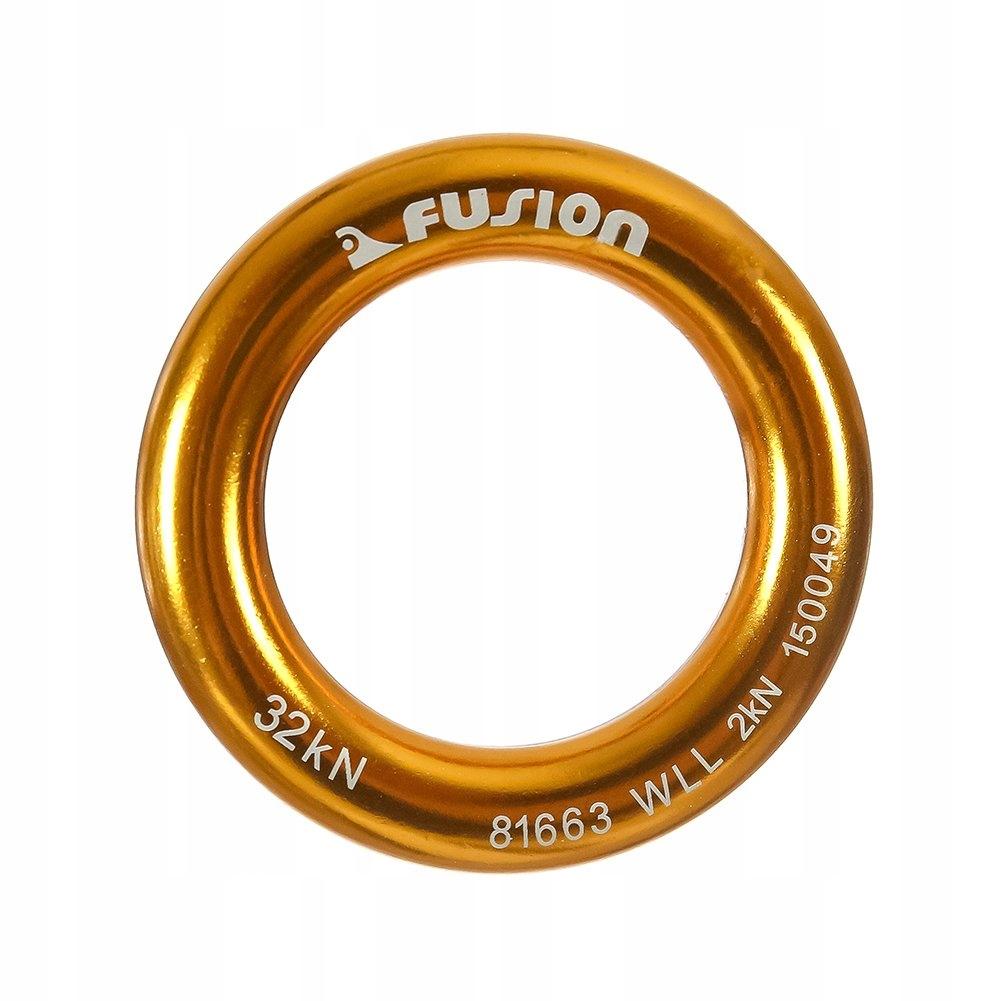 O-RING FUSION PERFECT TENSION ALUMINIUM 32 kN gold