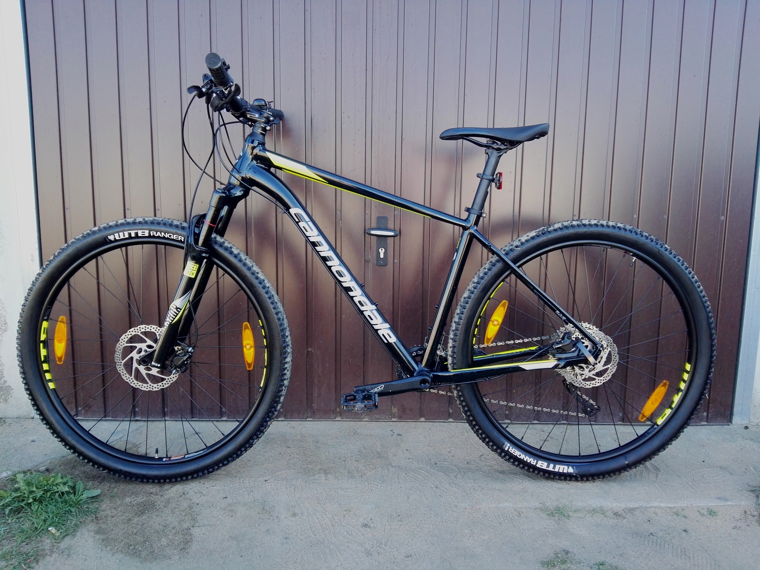 CANNONDALE Trail 2 (2019r.) - Deore XT, Judy Air