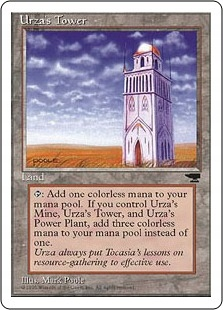Urza's Tower (Plains) Chronicles