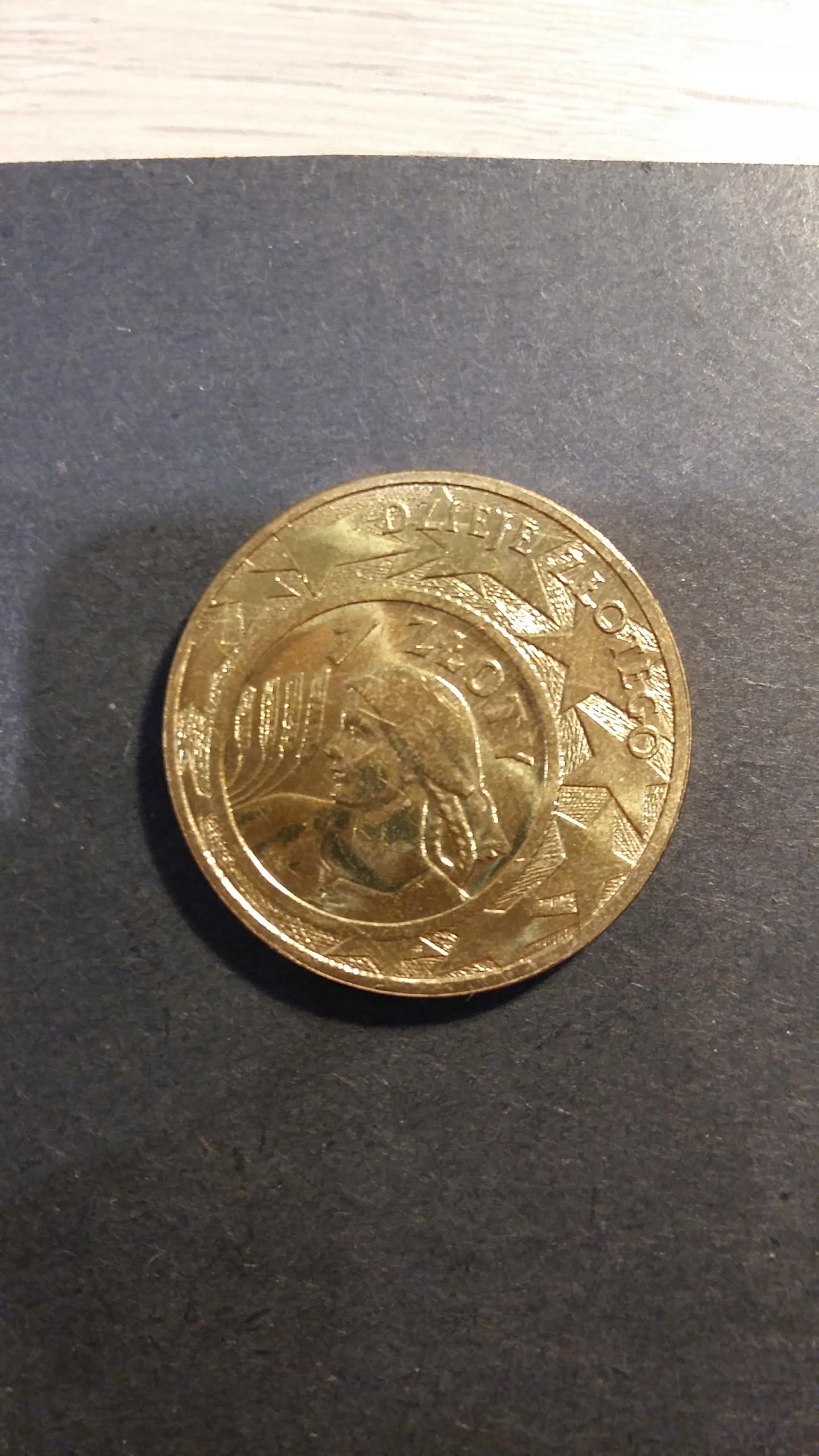 2 zł OKOLICZNOŚCIOWE - Dzieje złotego 2004