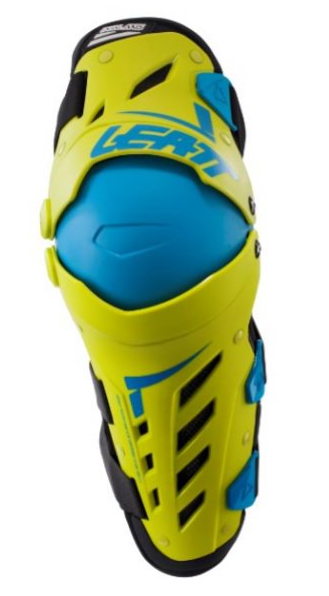 LEATT DUAL AXIS ADULT LIME/BLUE 2019 L/XL MX DH