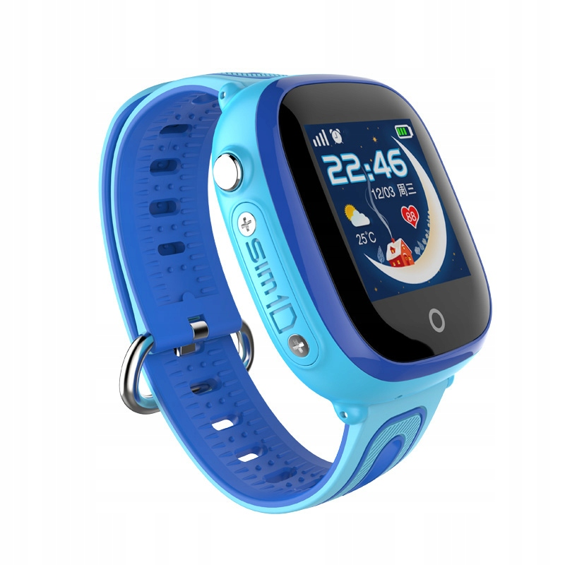 Zegarek dziecięcy LOKALIZATOR GPS chłopiec