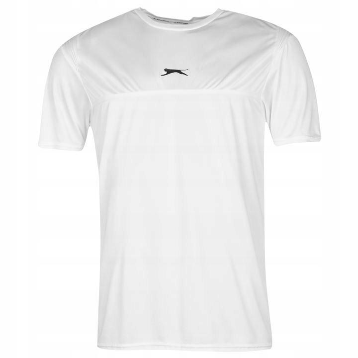 A5853 Slazenger Baseline KOSZULKA t shirt męska S