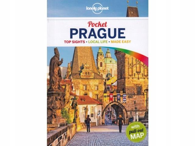 Lonely Planet 2017 Pocket Prague - przewodnik