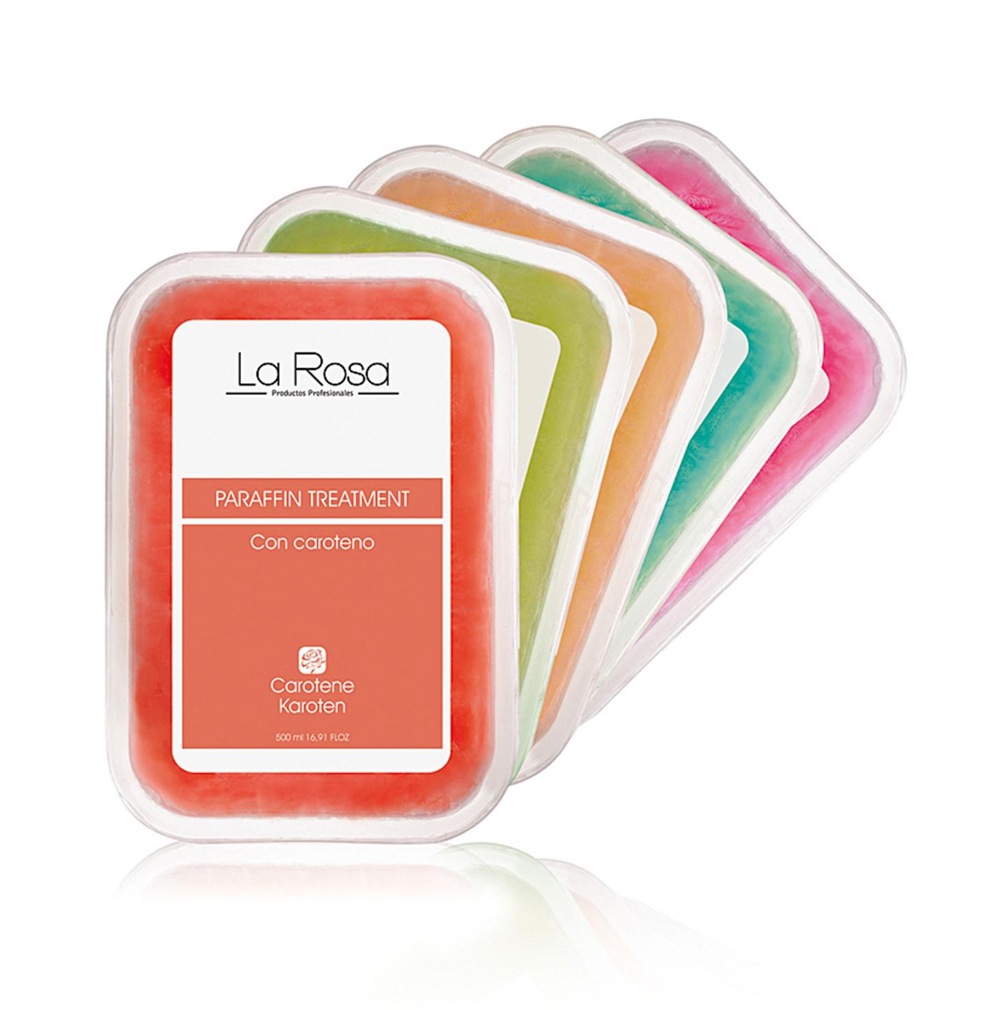LA ROSA Parafina kosmetyczna karotenowa 500ml