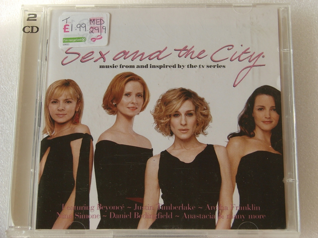Sex And The City - Music From And Inspire 2CD