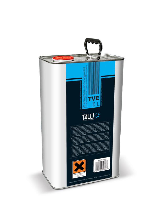 T4W Rozcieńczalnik epoxydowy TVE- 5L
