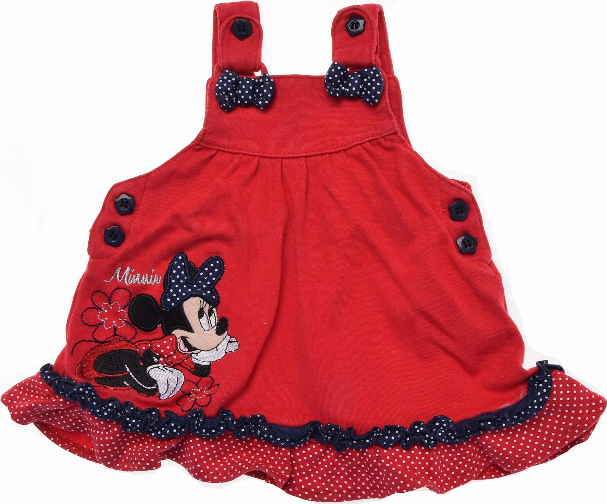 M&CO sukienka dziewczęca Szelki M. Minnie 62