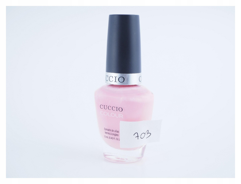703 Cuccio - 6098 Pinky Swear lakier do paznokci