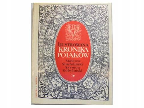 Ilustrowana kronika Polaków - 1967 24h wys