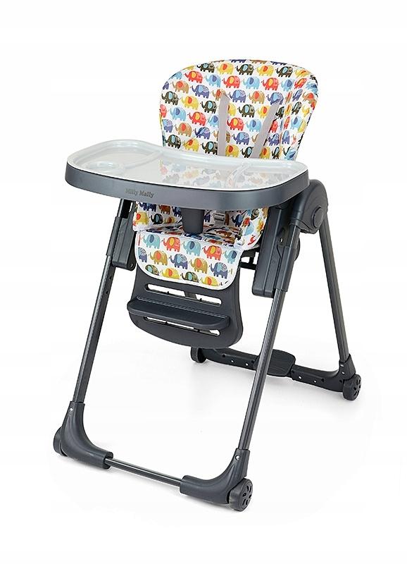 Krzesło krzesełko karmienia niemowląt dzieci słoń