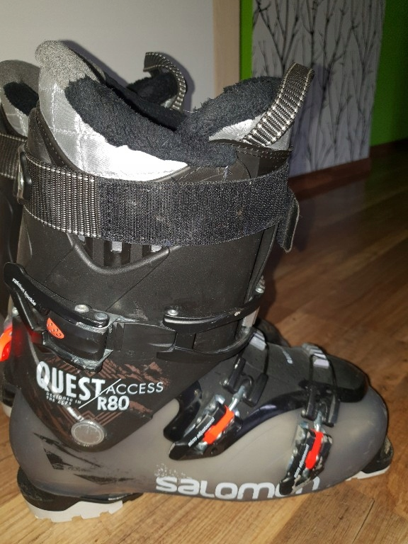 Salomon Access Quest 80