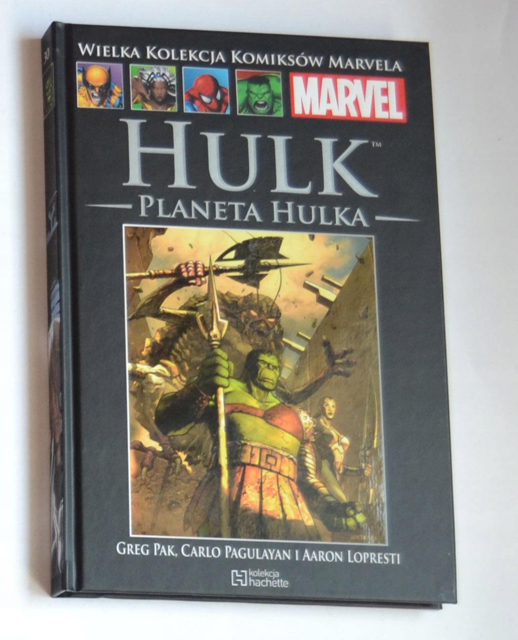 WKKM 30 Hulk Planeta Hulka