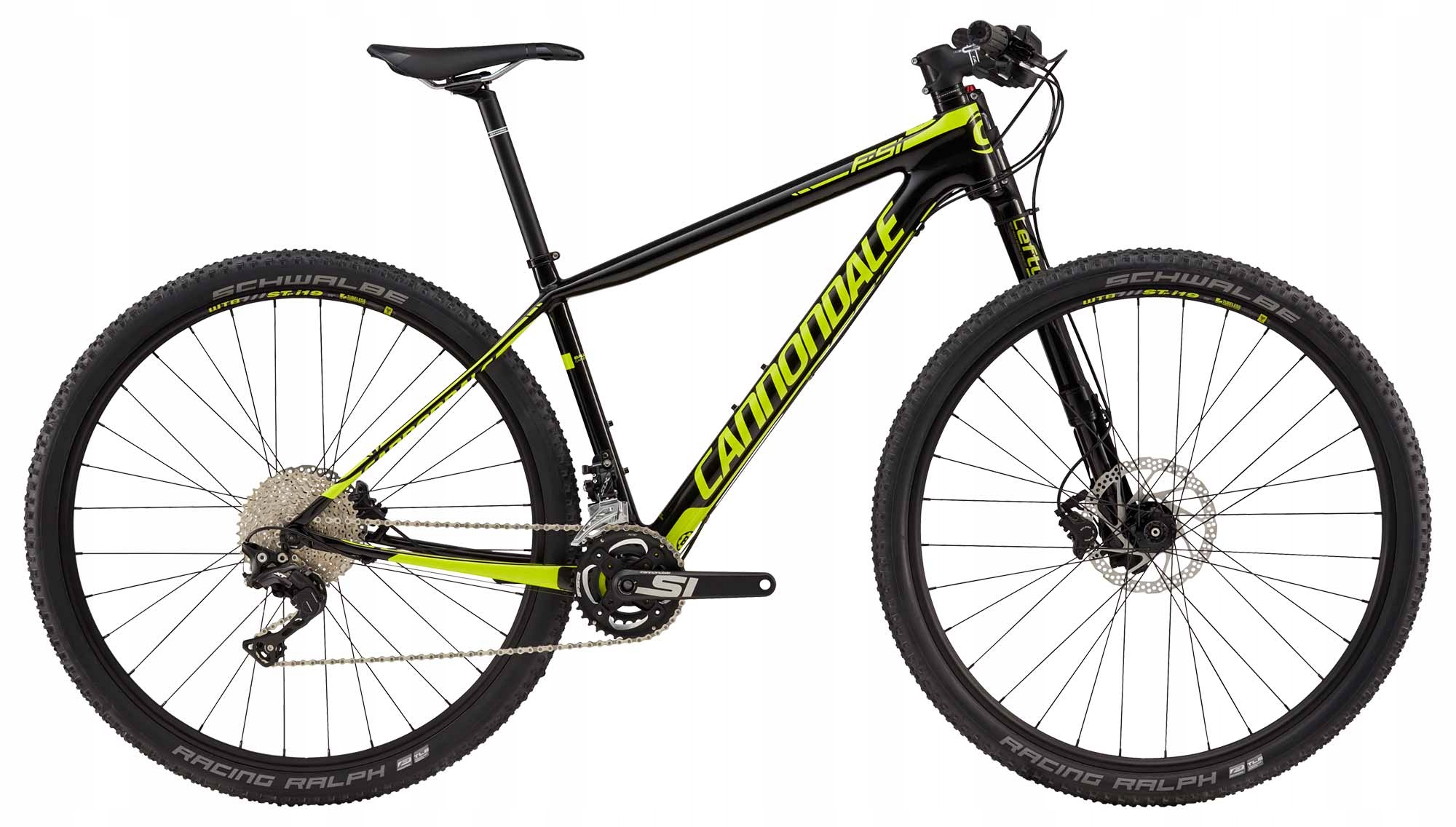 NOWY CANNONDALE F-SI CARBON 4, LEFTY, DEORE XT, M