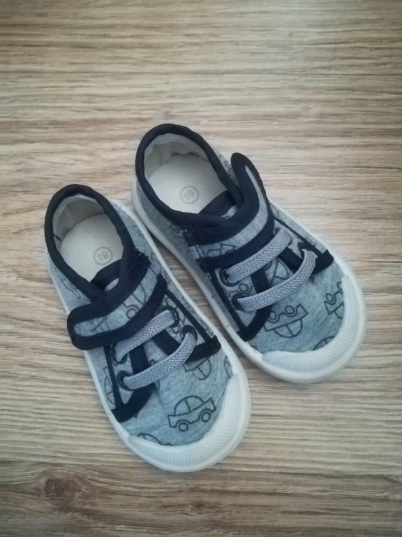 buty dla chłopca rozmiar 19