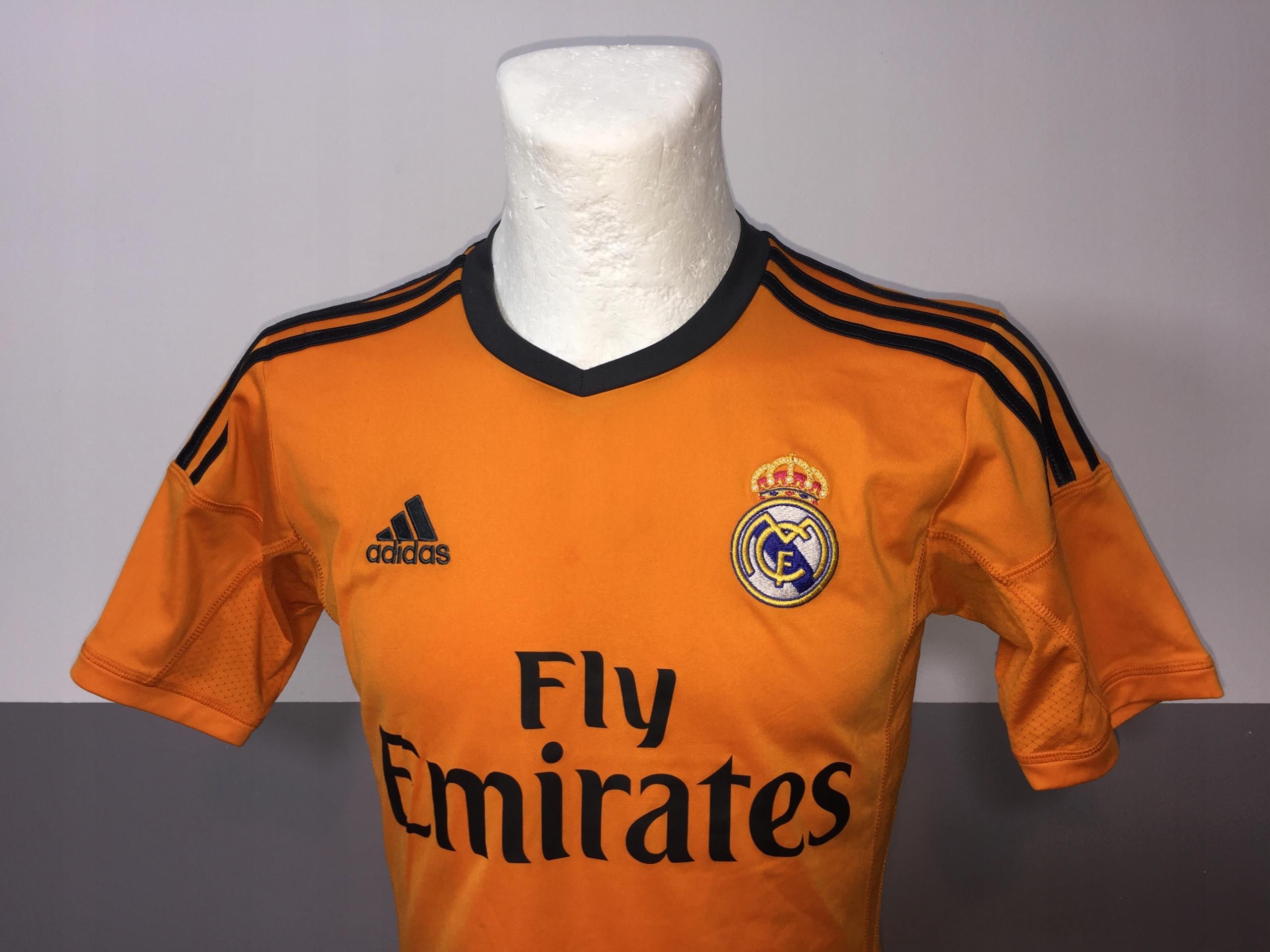 ADIDAS -Koszulka REAL MADRYT Sergio Ramos 4 -164
