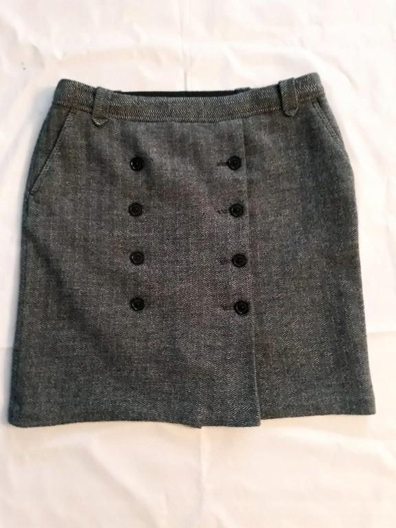 Tommy Hilfiger wełniana spódnica roz S/M