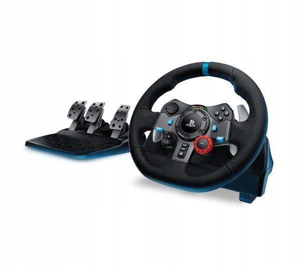 KIEROWNICA LOGITECH G29 RACING WHEEL PC PS4 PS3 BK