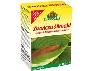 SUBSTRAL Pełzakol ZWALCZA ŚLIMAKI - 250g