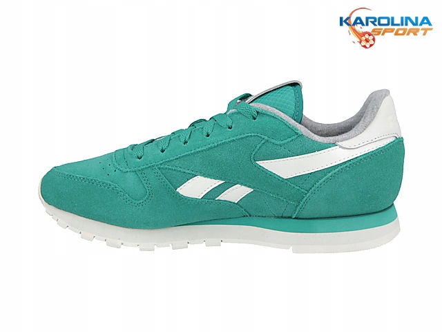 BUTY REEBOK CLASSIC LEATHER SUEDE M49099 SKÓRA! 37