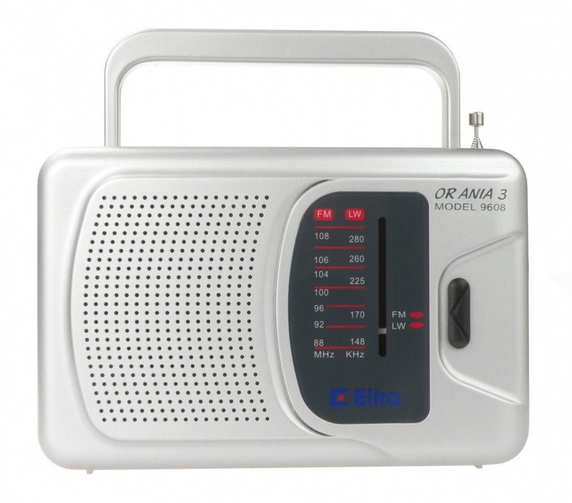 Radio ANIA Srebrny