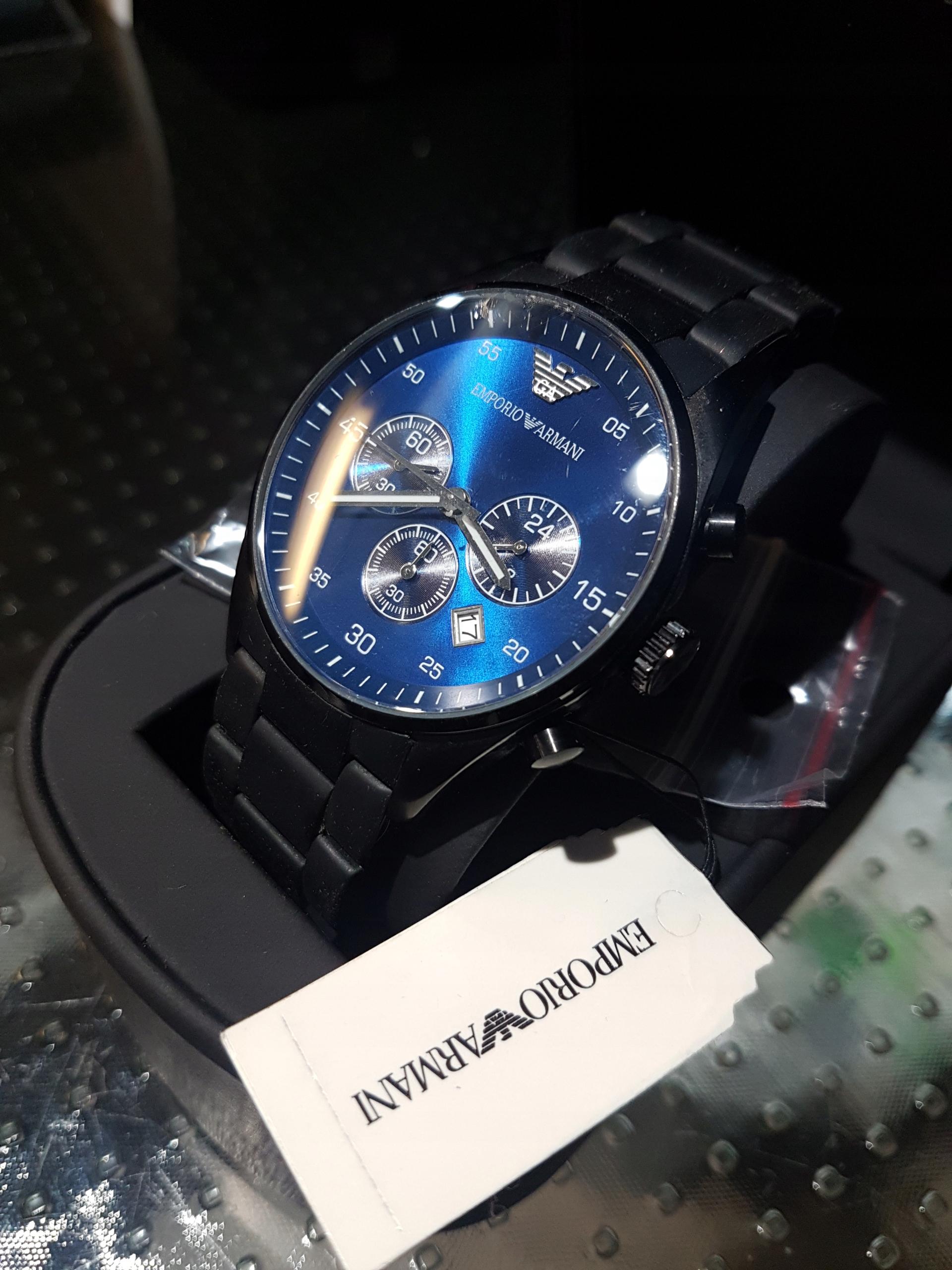 Zegarek męski EMPORIO ARMANI AR5921