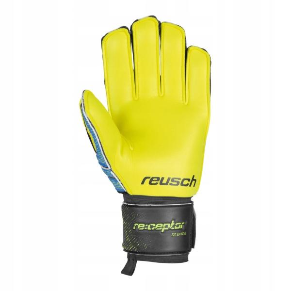 Rękawice Reusch Receptor SG Extra 3570878 r. 10,5