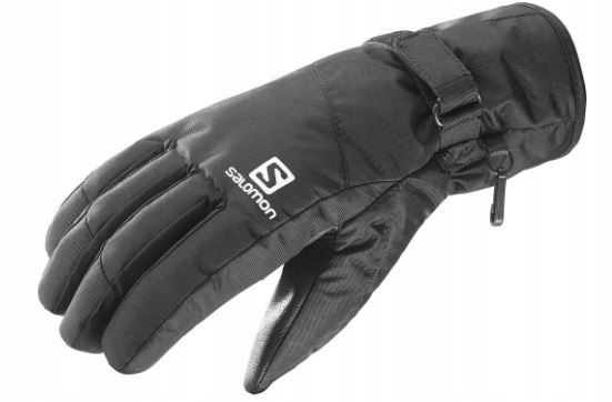 Rękawice Salomon FORCE DRY M Black L