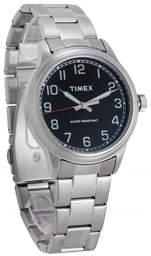 Męski Zegarek Timex - TW2R36700-Wyprzedaż 3L G