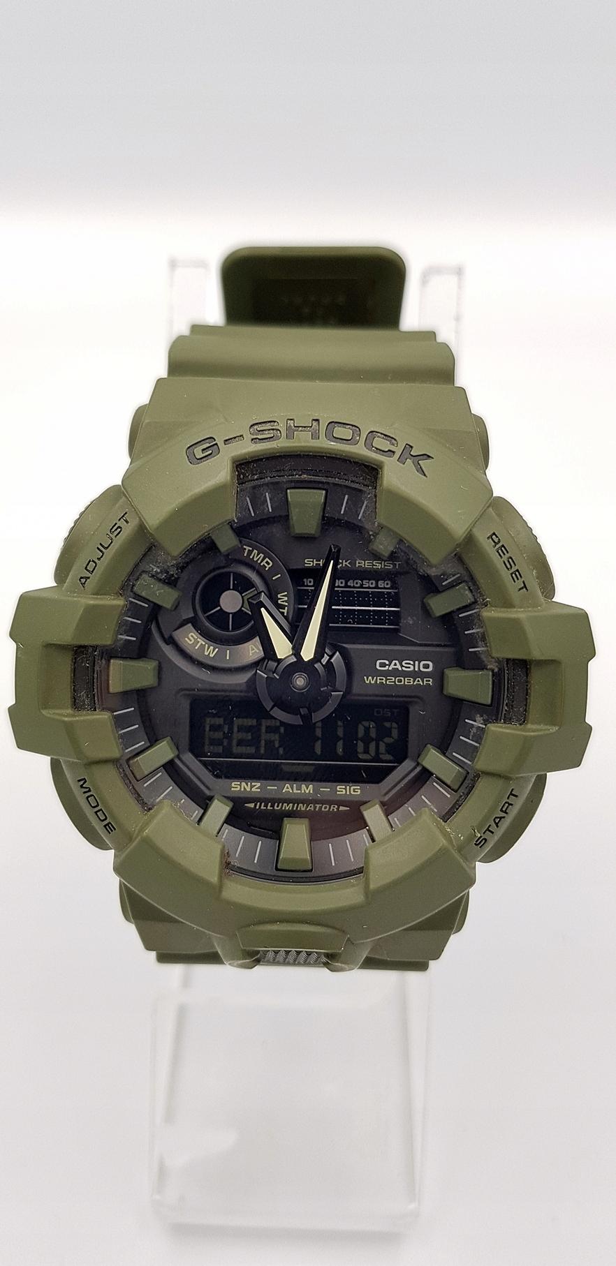 Zegarek męski Casio G-Shock GA-700UC-5AER