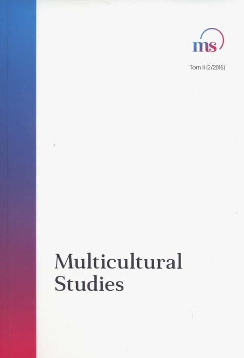 Multicultural Studies Tom 2