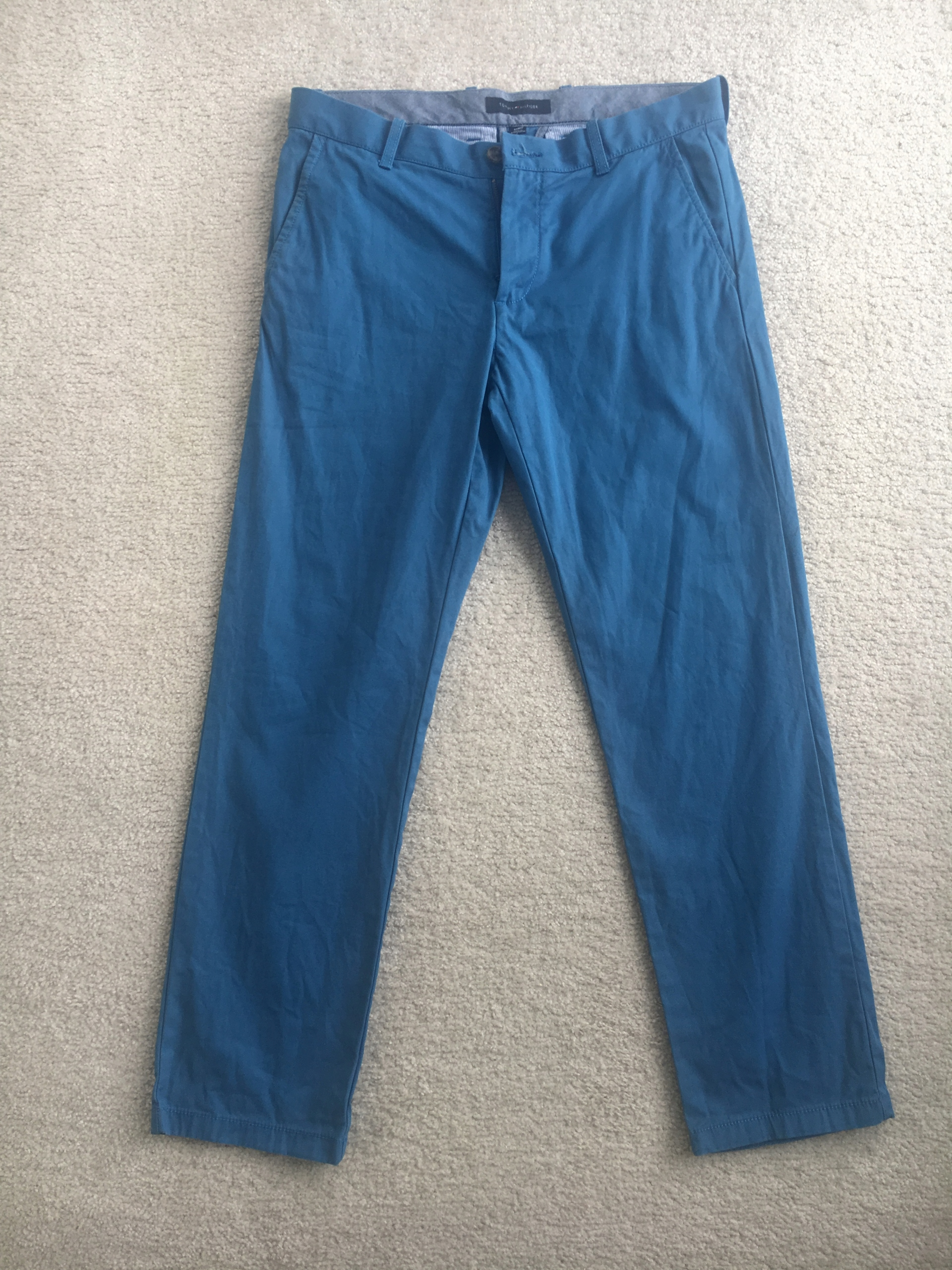 Spodnie Tommy Hilfiger nowe męskie rozmiar M