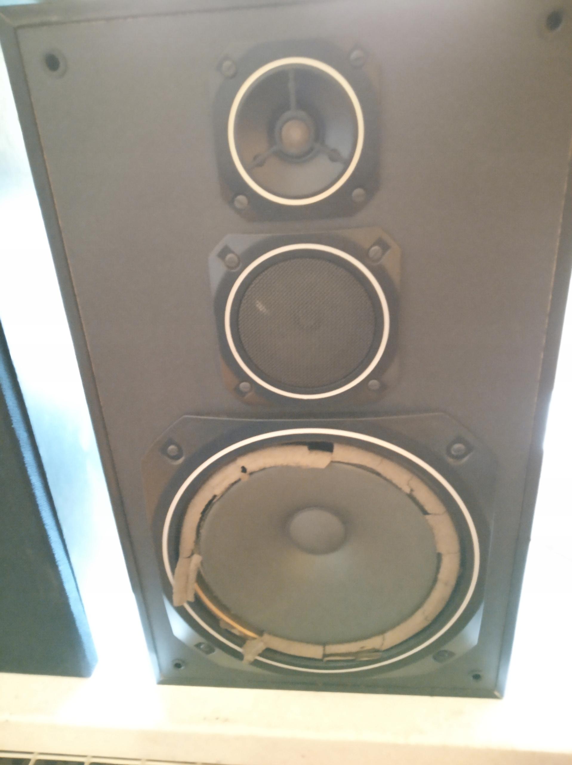 Kolumny głośnikowe Tonsil ZG