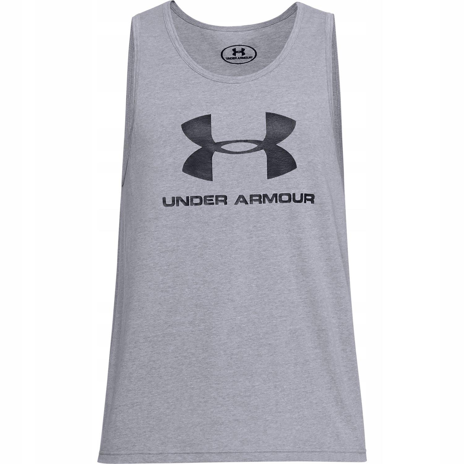 UNDER ARMOUR TANK TOP SPORTSTYLE LOGO 036 roz L