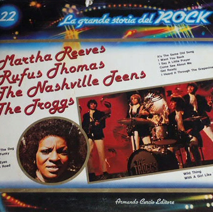 Martha Reeves, Rufus Thomas ... (Lp) Super Funk