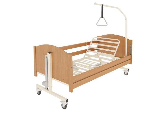 Używane łóżko Rehabilitacyjne 2 Funkcyjne 7222561807