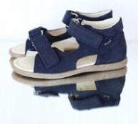 MRUGAŁA FLO BLU 1105/9-77 sandały R/23