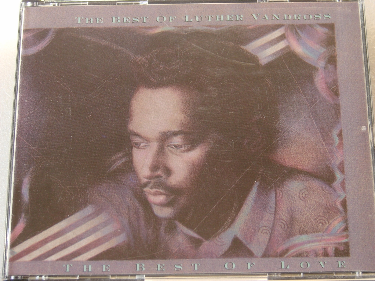 Luther Vandross - The Best Of 2xCD BOX