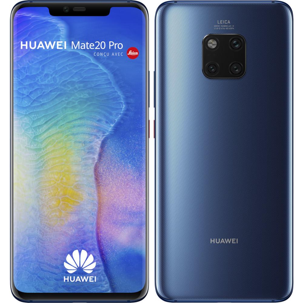 PETEL Huawei Mate 20 Pro LYA-L29 Blue GW24 PL
