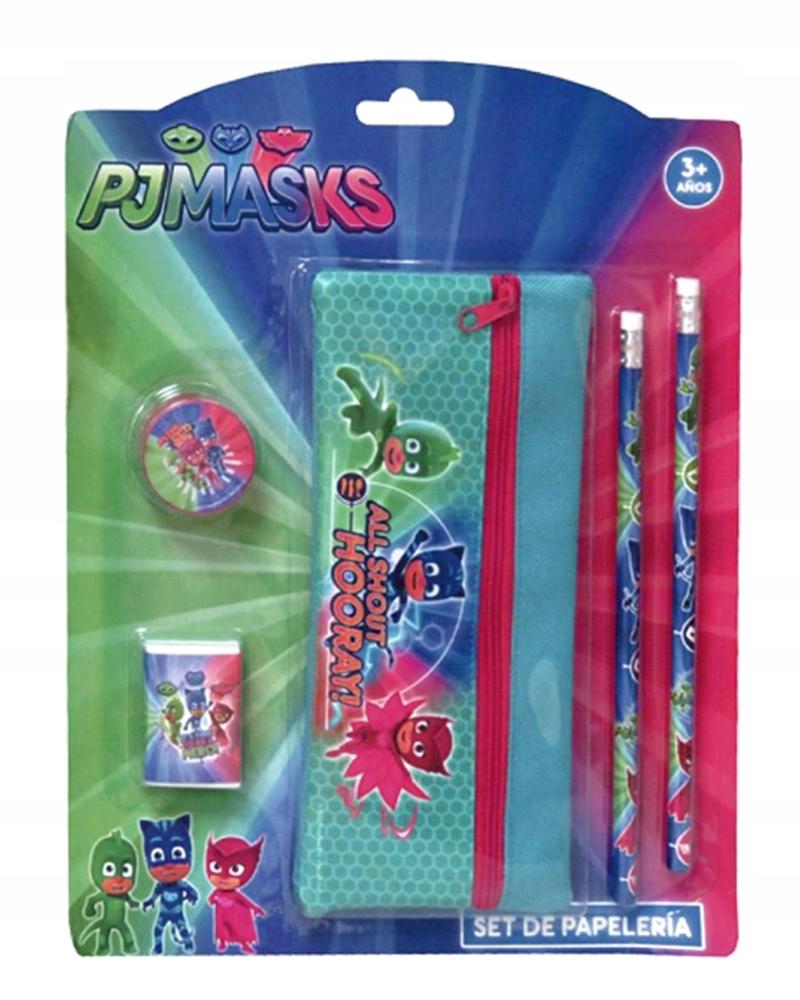 CYP Brands Zestaw przyborów szkolnych Pidżamersi