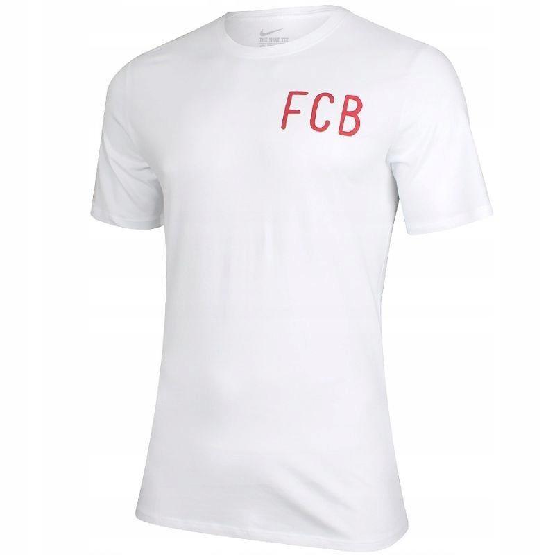Koszulka treningowa Nike SU16 FCB Squad Tee- S