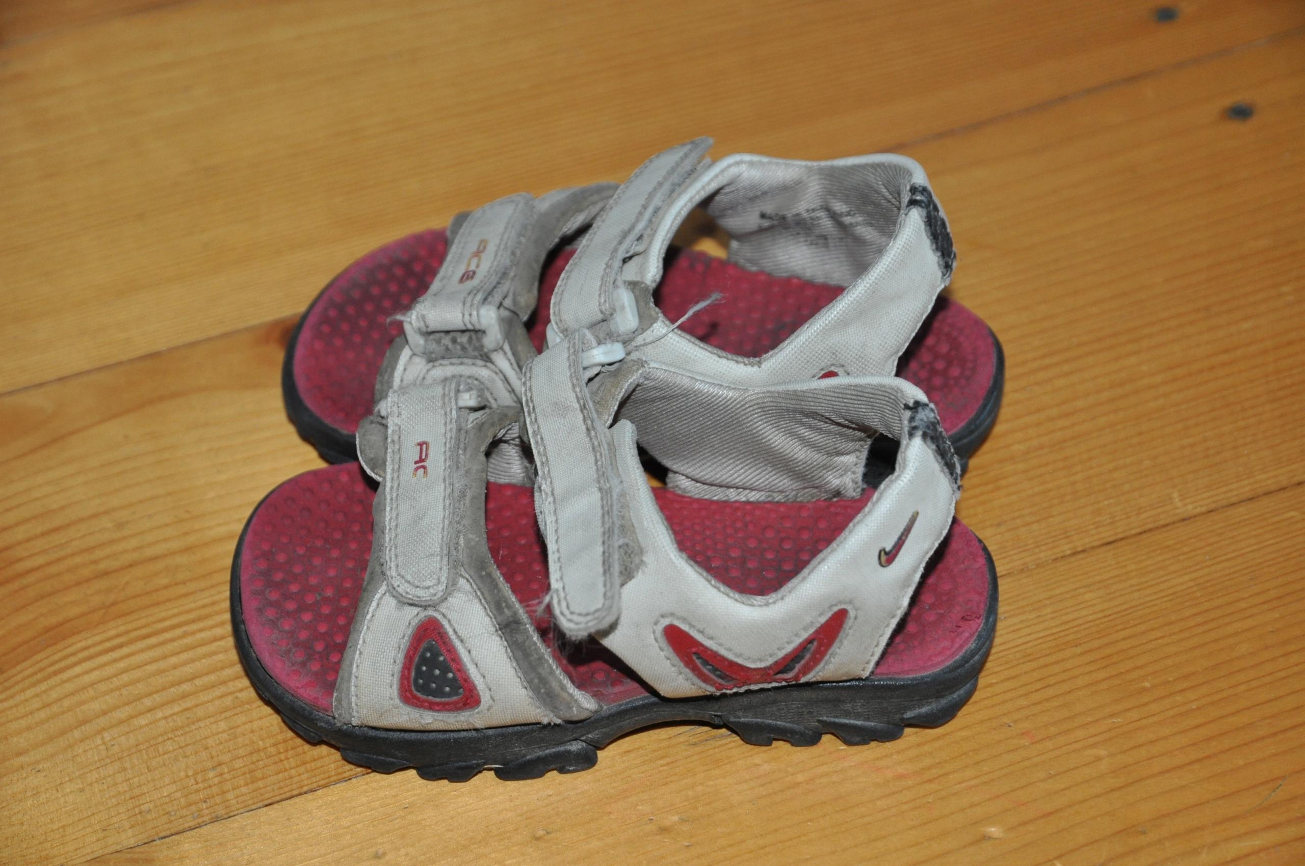 sandały, sandałki Nike r. 25/26