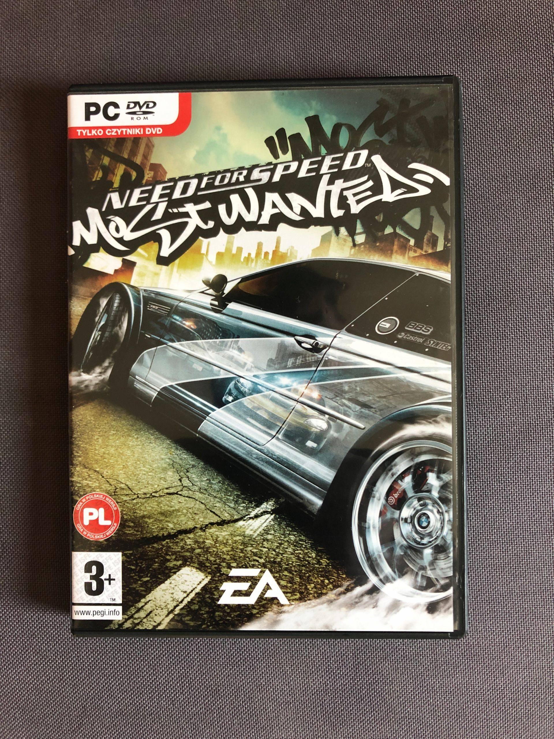 Need For Speed Most Wanted PC*oryginał* EA Games
