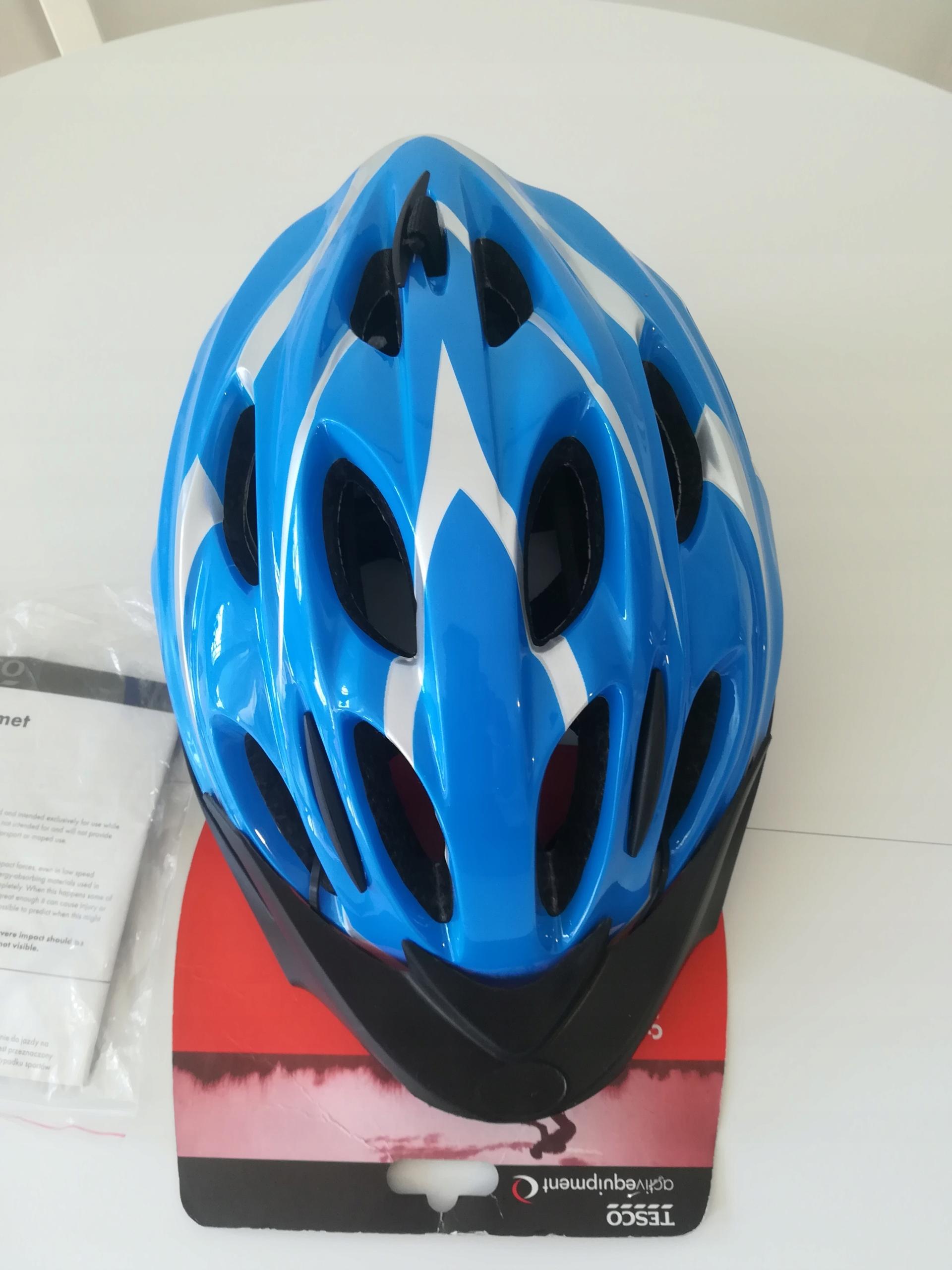 Kask rowerowy rozm.58-62cm -nowy