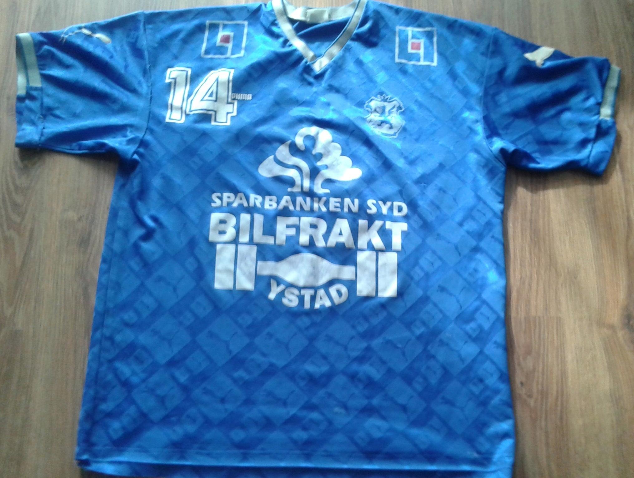 YIF YSTAD koszulka XL / XXL puma VICTORIA handball