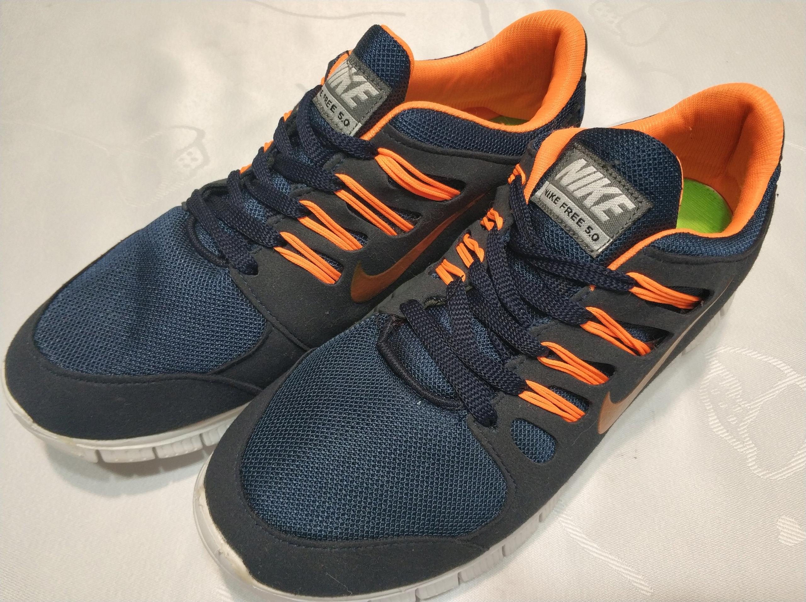 NIKE FREE 5.0 buty do biegania r.40 NOWE