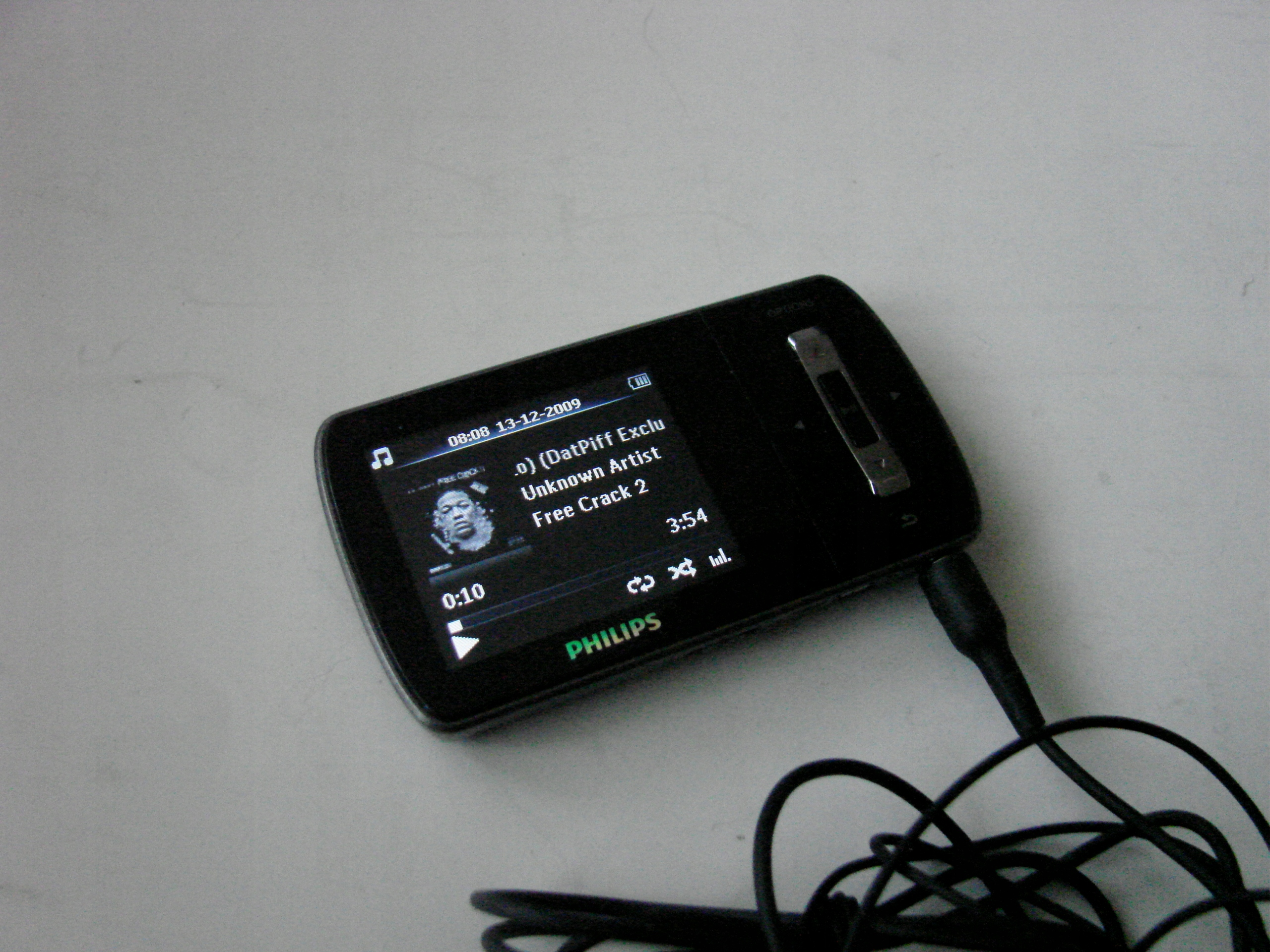 MP3 Philips GoGear Ariaz 4GB Najtaniej!!24h