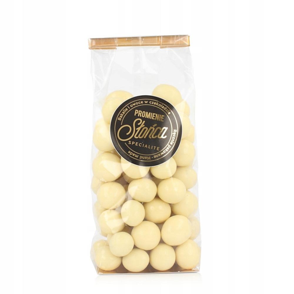 Orzechy laskowe w białej czekoladzie 300g - PRO