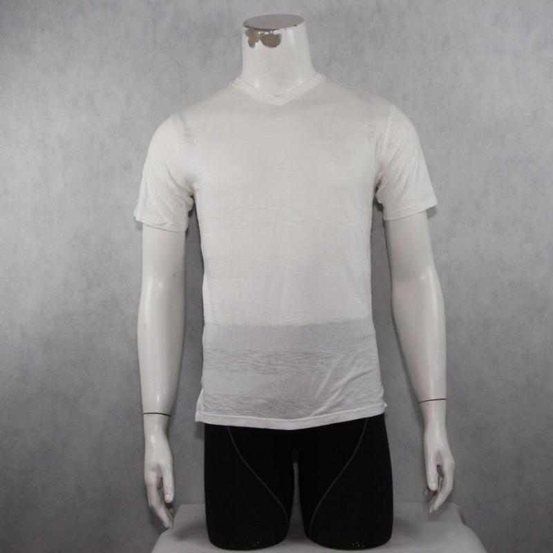 UNDER ARMOUR koszulka męska (M) Charged cotton HEA
