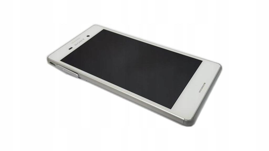 BIAŁY ORY WYSWIETLACZ LCD SONY M4 AQUA E2303 GR.A-